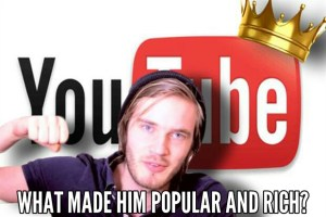 PewDiePie Became the Most Subscribed Channel of YouTube