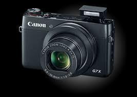 Canon PowerShot G7 X best cameras