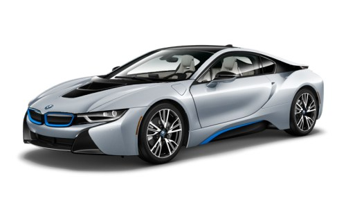 bmw i8 -fuel saving cars in India