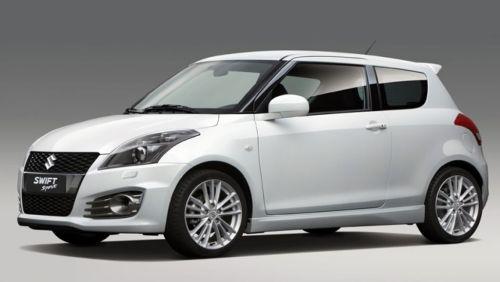 suzuki swift Fuel Efficient Cars