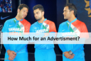 How Much Money Cricketers Take To Do Advertisements