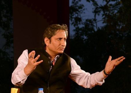 ravish-kumar news anchor