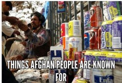 Things Afghan people are known for