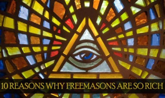 SEM - 10 Reasons why Freemasons are so Rich