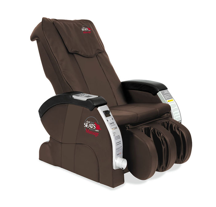 Gallery Back Massage Chair