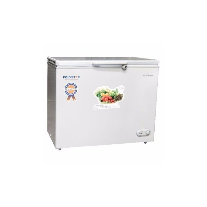 Polystar Chest Freezer PVCF-315LGR