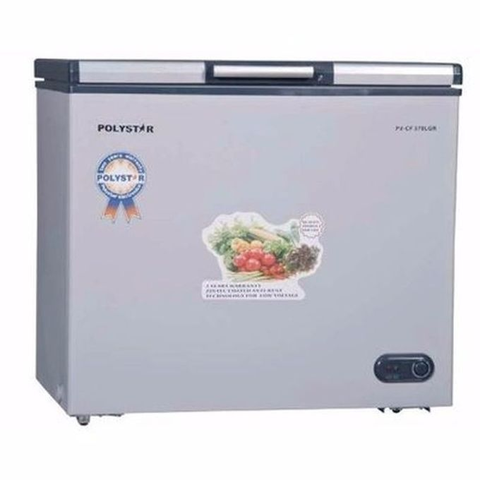 Polystar PVCF-370LGR Chest Freezer