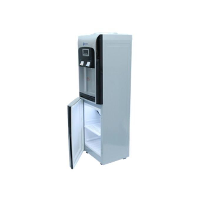 Haier Thermocool Water Dispenser - HD-85C - Silver & Black