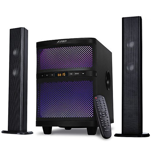 F&D Bluetooth Multimedia TV Speaker 2.1 - T200X