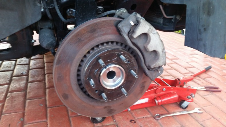 SSR Front Wheel Bearing