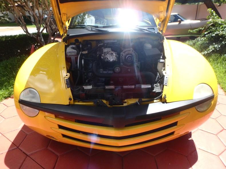 SSR Power Steering Hose