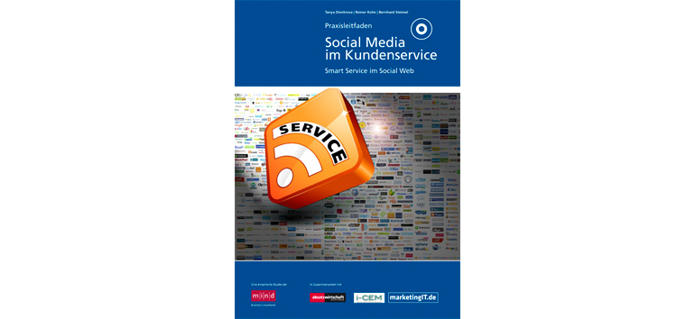 "Praxisleitfaden ""Social Media im Kundenservice"""