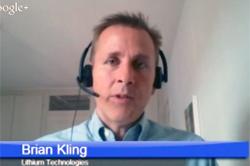 Smarter Service Talk Brian Kling Lithium Erfolgreiches Community Management