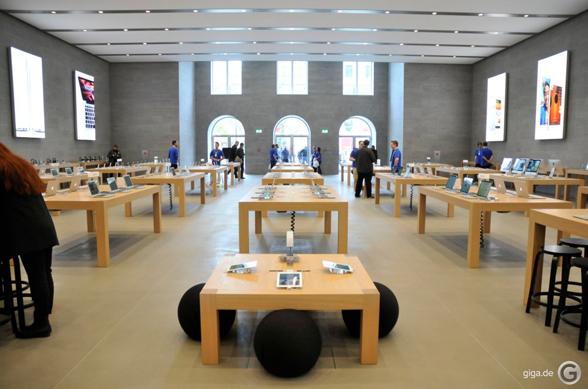 Digitale Transformation ist für den Handel alternativlos: Apple zeigt wie es geht!