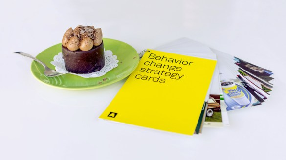 Behavior Change Strategy Cards