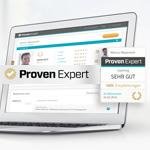 Smarter Service Award - Einfach intelligent: provenExpert