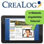 Smarter Service Award - Einfach vernetzt: CreaLog