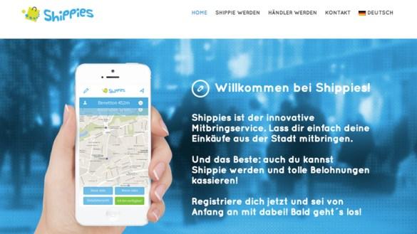 """Smarter Service Award: Gewinner in der Kategorie """"Einfach genial"""" - Shippies"""