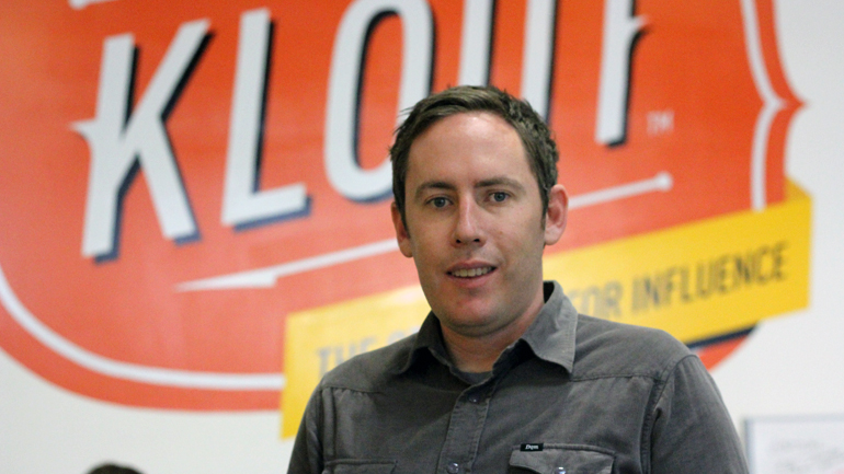 Joe Fernandez, Gründer von Klout, im Smarter Service Talk