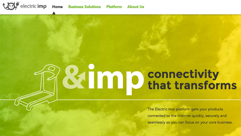 Smarter Service Gallery Electric Imp