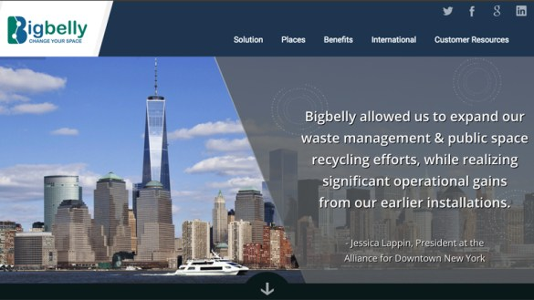 Smarter Service Gallery: Bigbelly