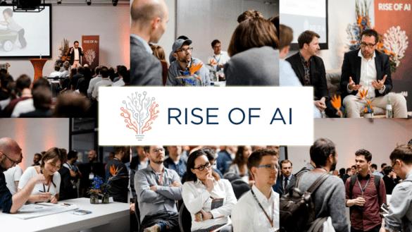 Gewinnt ein Ticket für die Rise of AI!