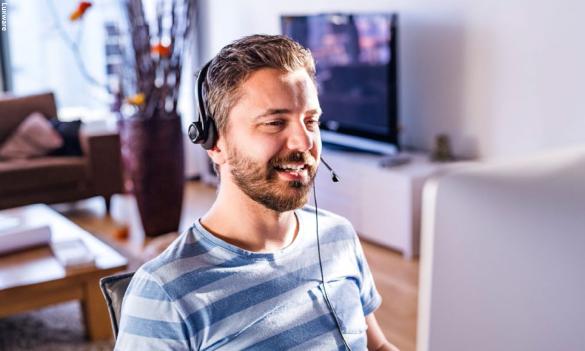 Corona-Krise stärkt Kundenservice aus dem Homeoffice