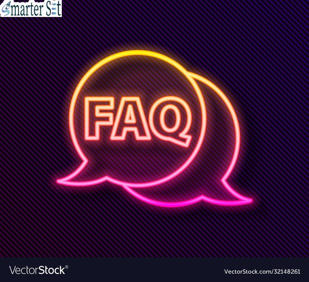 إنشاء صفحة أسئلة شائعة