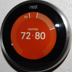 Nest 3rd Homekit Wiring Diagram For Car Stereo Kenwood Gen Learning Thermostat Review Install Setup