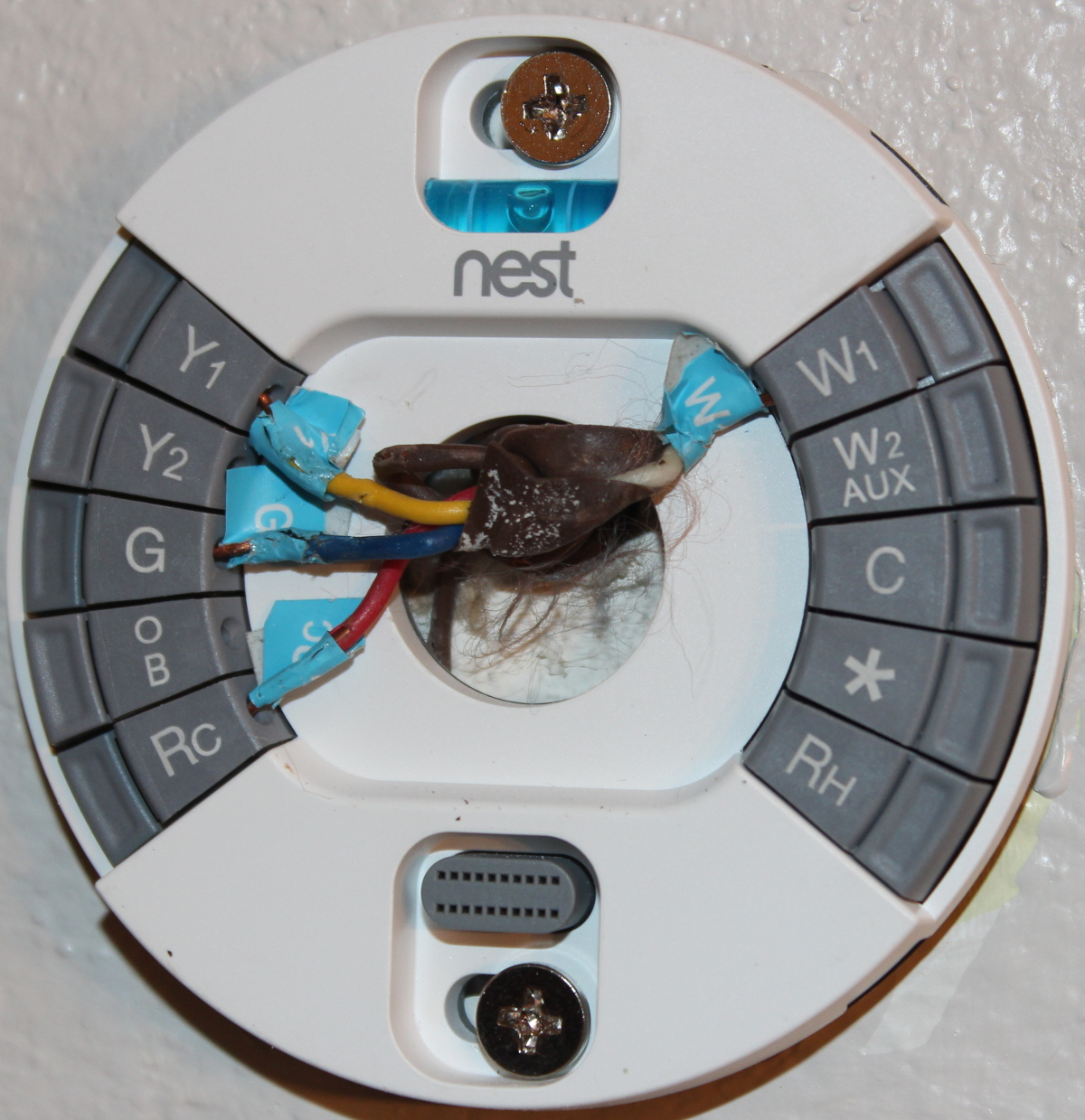 nest 3rd homekit gmos 04 wiring diagram 2 gen learning thermostat review install setup
