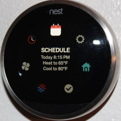 Nest 3rd Homekit Portable Generator Manual Transfer Switch Wiring Diagram Gen Learning Thermostat Review Install Setup