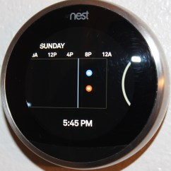Nest 3rd Homekit 2000 Chevy Blazer Ignition Switch Wiring Diagram Gen Learning Thermostat Review Install Setup