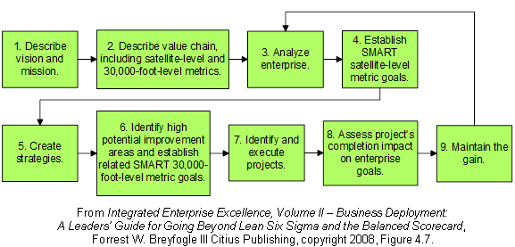 predictive analytics modeling: IEE value chain with predictive scorecards: Step 2 of the 9-step System