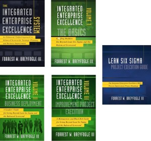 integrated enterprise excellence review of books