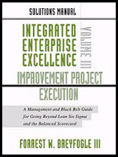 lean six sigma body of knowledge exercise solutions manual