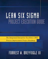 lean six sigma training books