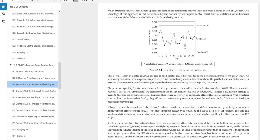 p value chart problems resolution metric