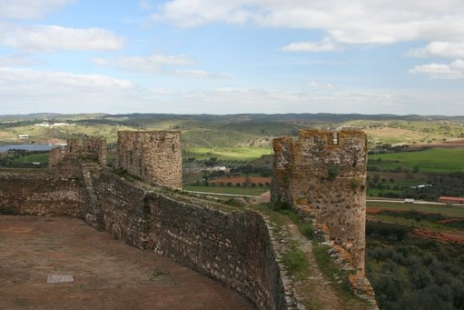 Grand living for less in Portugal's castle country