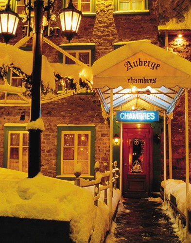 Quebec City Offers a Taste of Europe Without the Euro