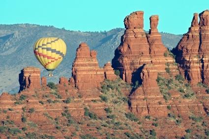 Be charmed by natural beauty in Sedona, Arizona