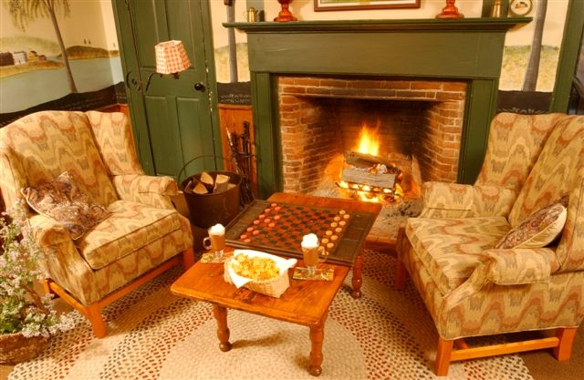 Ten Cozy New England Inns for Fall