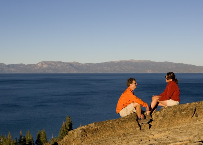 A Complete Family Vacation in Lake Tahoe