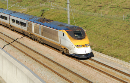 Eurostar now faster and easier