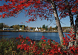 Earn a free night at an upscale New England B&B