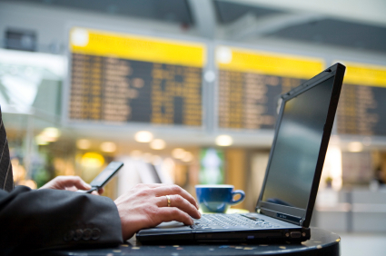 Don't Get Hacked at the Airport