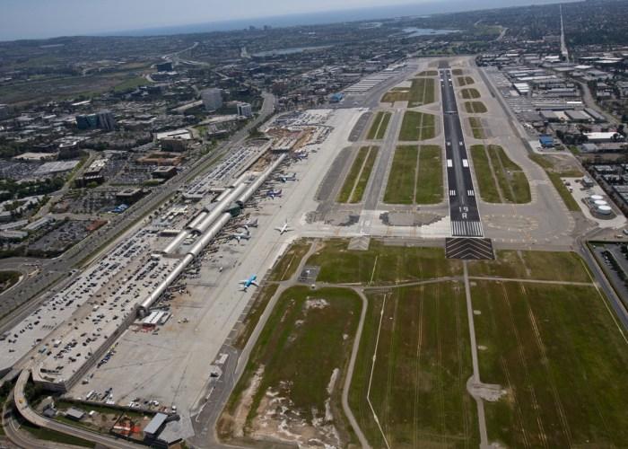 John Wayne Airport, Santa Ana, California
