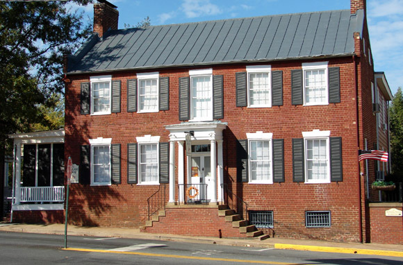 The Holladay House Bed And Breakfast (Orange, Virginia)