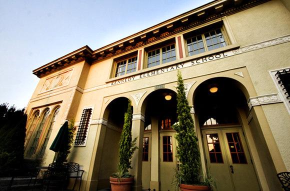 Kennedy School, Portland, Oregon