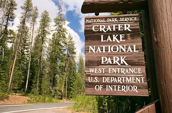 Take A Hike In A National Park