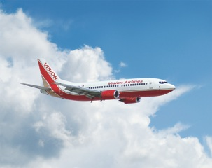 Is Vision Airlines Fading?